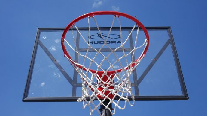 Basketballkorb selber bauen