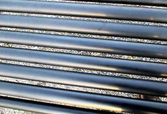 Metallrohre für Sickenmaschine