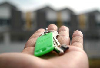 Schlüsselübergabe bei Entmietung