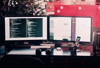 Computer mitNetzwerkabdeckung