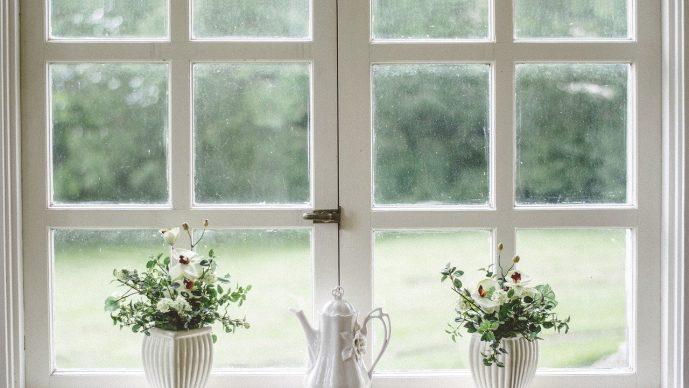 Fensterkitt entfernen