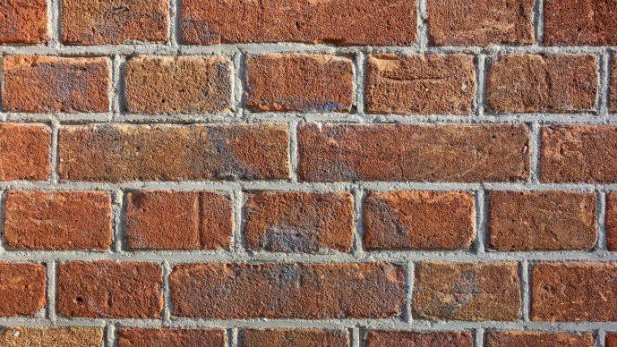 Mauerwerk schlämmen