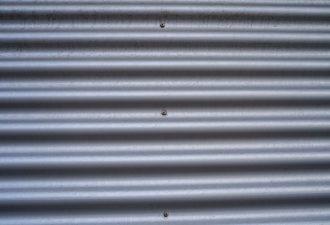 PCV Dachplatte