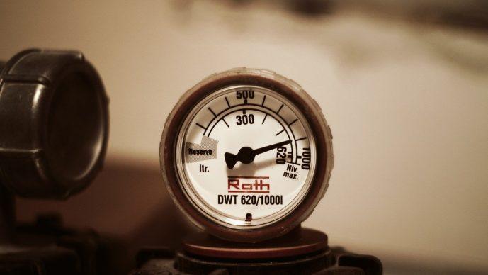 Heizung Überdruckventil