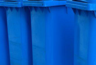 Kosten für die blaue Tonne und Papiertonne
