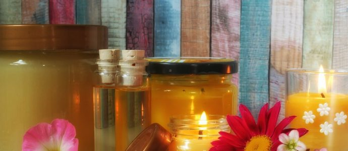 Bienenwachs und Bienengift kann fuer vielerei verwendet werden