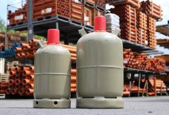 Gasflasche tauschen – Preise und Kosten erklärt