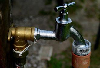Hauswasserwerk Gartenpumpe