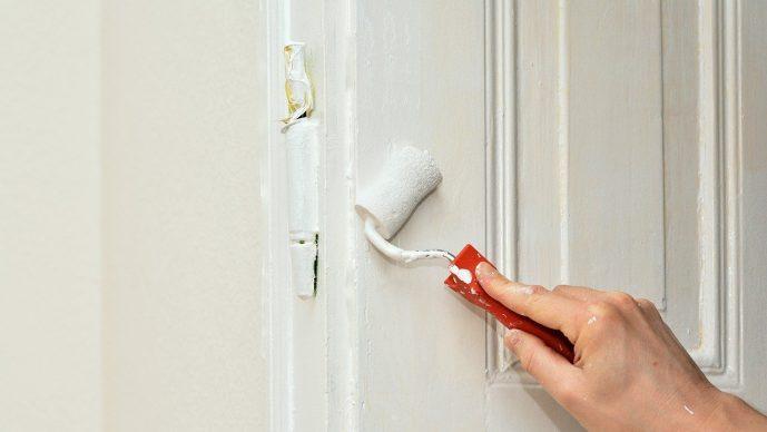 Türen streichen ohne schleifen